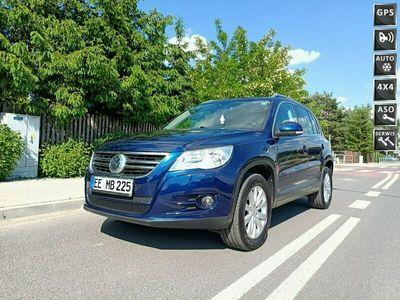 używany VW Tiguan 2.0 Climatronic Alu Panorama 4x4 Serwis Idealny z Niemiec I (2007-2016)