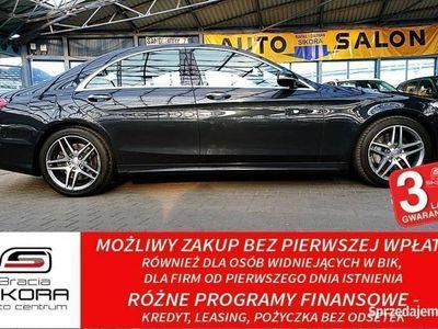 używany Mercedes S500 4.7dm 455KM 2015r. 27 000km