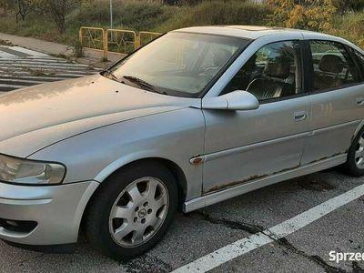 używany Opel Vectra B rok 2001 2.2 TDI 125 KM.