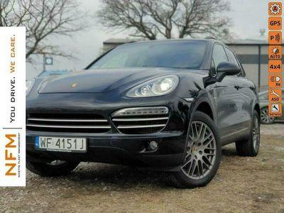 używany Porsche Cayenne 3.0 245KM Faktura Vat II (2010-)