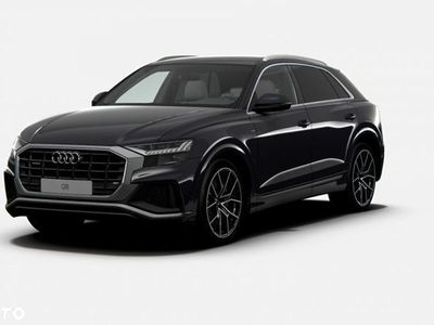 używany Audi Q8