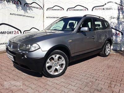 używany BMW X3 I (E83) Bezwypadek-Gwarancja-Automat-XENON-ORG KM- Serwis- Jeden Właściciel