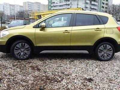 używany Suzuki SX4 S-Cross 1.6dm 120KM 2014r. 54 539km