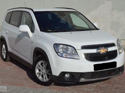 używany Chevrolet Orlando rlando 1.8 141KM+LPG 7os Alu+PDC Org.Lak 100%