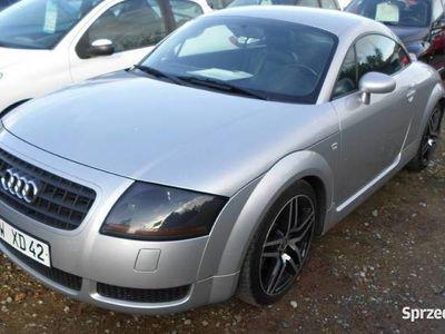 używany Audi TT 1.8 T_Z Niemiec_Serwisowana__Po opłatach_Stan bardzo