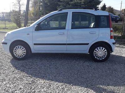 używany Fiat Panda – 1,1 – 55 PS – Benzyna – Klima – 2008r.