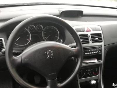 używany Peugeot 307 II LIFT (bez dwumasy, bez FAP)