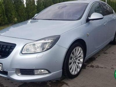 używany Opel Insignia 2 0 CDTI 160 KM Klimatronik