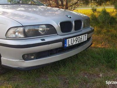 używany BMW 525 E39 Kombi Touring i LPG Długie opłaty! hak! klima!