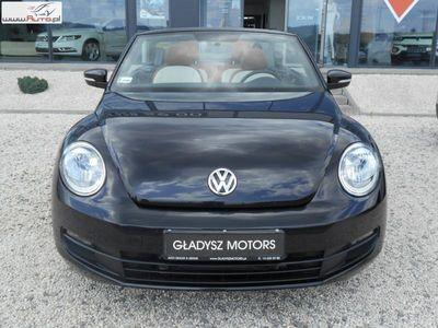 brugt VW Beetle 1.8dm3 170KM 2015r. 90 000km cabrio automat gwarancja