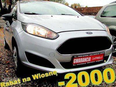 gebraucht Ford Fiesta VI Salon Polska Serwisowany w ASO Bezwypadkowy