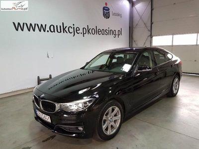 używany BMW 318 seria 3 2.0dm3 150KM 2017r. 20 054km Seria 3 Gran Turismo [F34] d Advantage aut