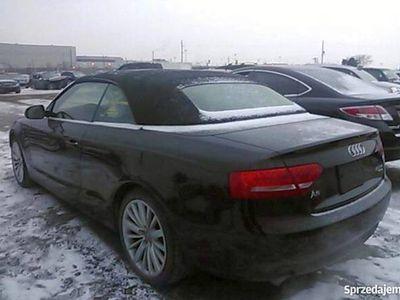 używany Audi A5 Cabriolet 2.0 211KM