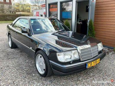 używany Mercedes E320 Stan Kolekcjonerski, Wszystko sprawne 100% W124 (1984-1997)
