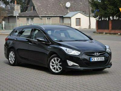 używany Hyundai i40 1.7dm 116KM 2012r. 212 000km