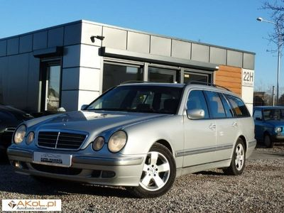 używany Mercedes 280 klasa E 3.2dm 197KM 2000r.000km