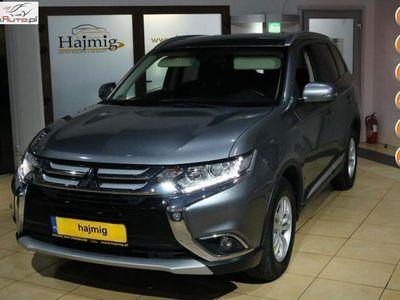used Mitsubishi Outlander 2dm3 150KM 2017r. 38 000km Intense +, 4WD CVT, Gwarancja x 5, salon PL, fv VAT 23