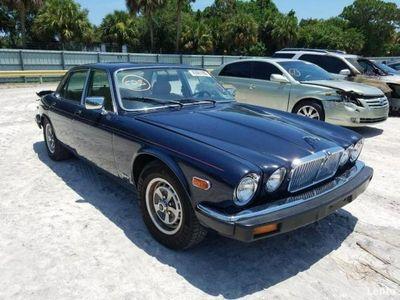 używany Jaguar XJ6 4.2l benz. 176KM 3-bieg. autom. 1986