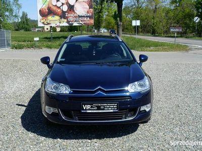 używany Citroën C5 III 2.0HDI 136KM Exclusive Zarejestrowany Bixenon Navi