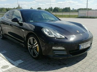 używany Porsche Panamera 4.8dm 500KM 2012r. 185 317km