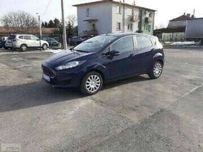 używany Ford Fiesta VIII 1.6 TDCi ECOnetic Trend ASS