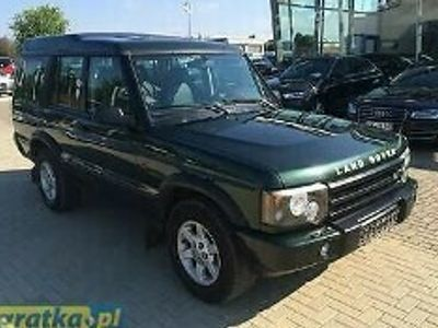 używany Land Rover Discovery 2 ZGUBILES MALY DUZY BRIEF LUBich BRAK WYROBIMY NOWE