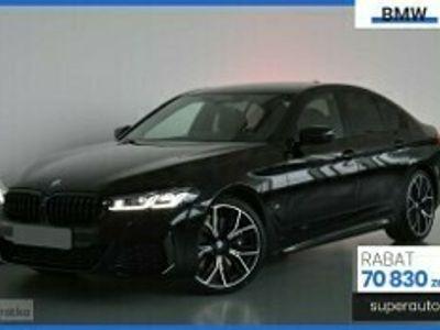 używany BMW 520 SERIA 5 VII (F90) 520 M Sport d xDrive (190KM) M Sport | Pakiet Business Class + Sp