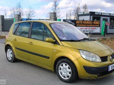 używany Renault Scénic II 1,6 benzyna