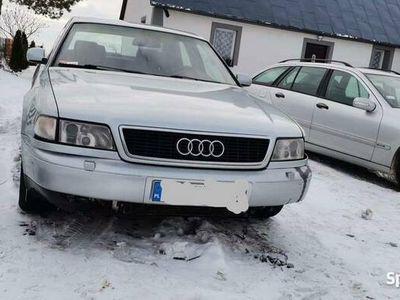 używany Audi A8 3.7 Quattro