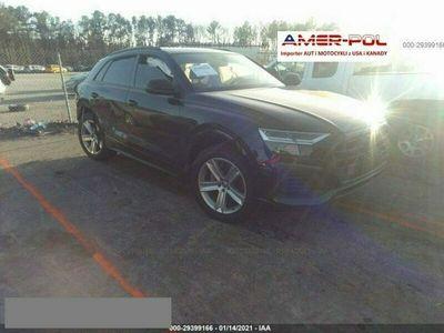 używany Audi Q8 3dm 340KM 2019r. 31 000km