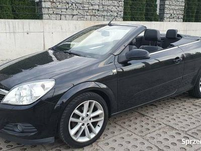 używany Opel Astra Cabriolet