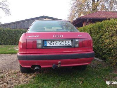 używany Audi 80 2,0 benzyna gaz 90 ps