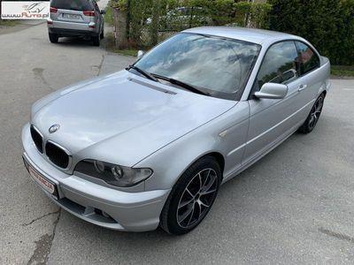 używany BMW 320 2dm 143KM 2004r. 290 000km