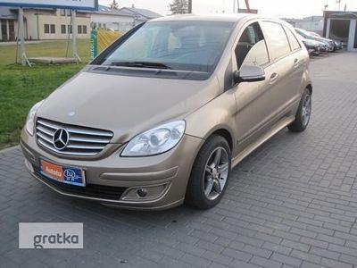 używany Mercedes 200 Klasa B W245
