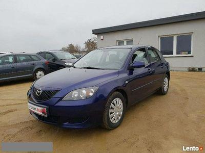używany Mazda 3 I 1.6 105 KM KLIMATRONIK, Elektryka, Zadbany, Stan B. Dobry