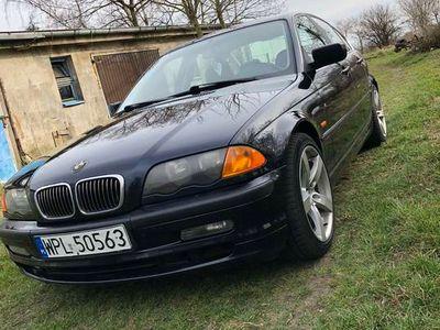 używany BMW 330 E46 Seria 3 d 184km