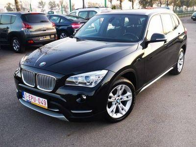 używany BMW X1 2dm 140KM 2013r. 154 000km