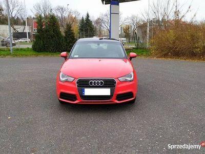 używany Audi A1 Sportback 1.2 86KM, Salon.PL., I właściciel