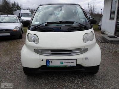 używany Smart ForTwo Coupé I 0,7/61KM-Pure,Klima!Airbagx2,Półatomat!