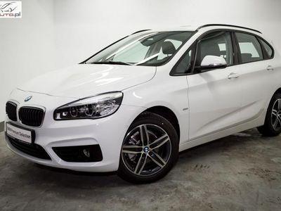 używany BMW 218 1.5dm 136KM 2018r. 7 800km