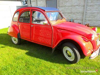 używany Citroën 2CV