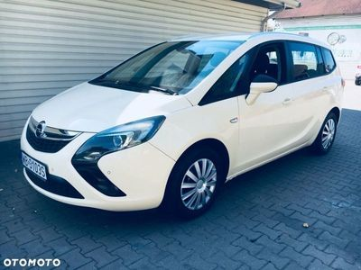gebraucht Opel Zafira C