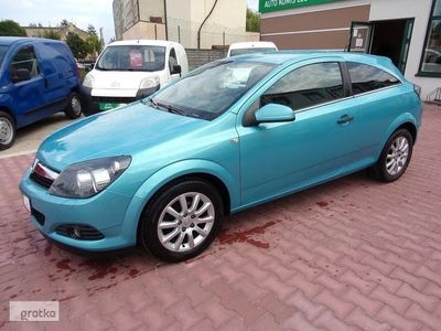 used Opel Astra GTC Astra H 1.6Benzyna 115 KM