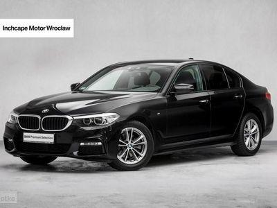 gebraucht BMW 520 seria 5 2.0dm3 190KM 2017r. 21 200km d xDrive Limuzyna | Pakiet Sportowy M | Navi Professional |