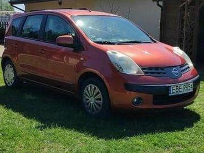 używany Nissan Note 1.4 Benzyna + LPG