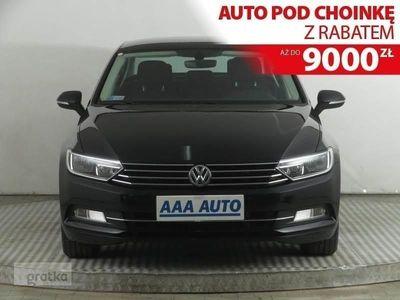 używany VW Passat B8 Salon Polska, 1. Właściciel, Serwis ASO, VAT 23%, Tempomat