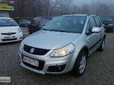 używany Suzuki SX4 I Napęd 4x4 I Właściciel Salon Polska Serwisowany