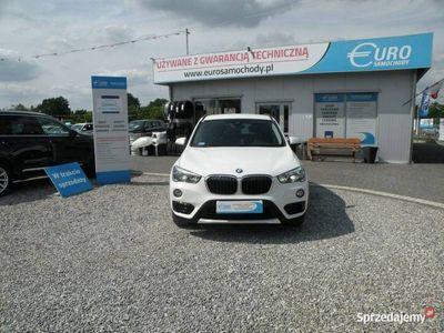 używany BMW X1 2dm 150KM 2016r. 68 000km