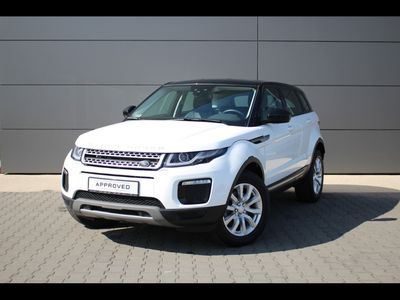 używany Land Rover Range Rover evoque 5 DOOR 5-DRZWIOWY 2.0 TD4 SE