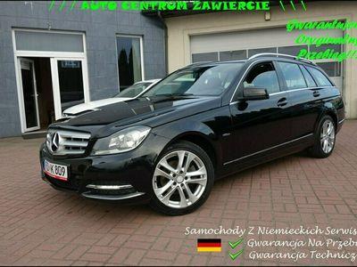 używany Mercedes C180 1.8dm 156KM 2011r. 180 000km